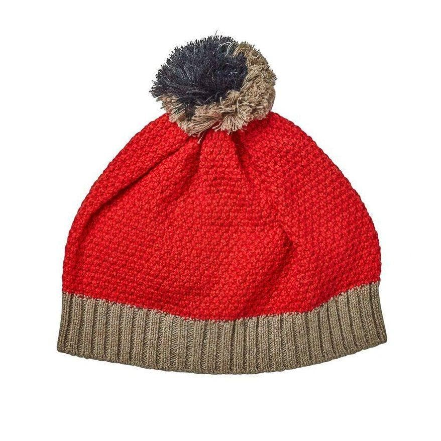 Acon The Wanderer Beanie - Red