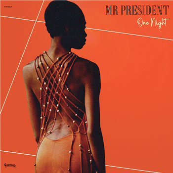 MR PRESIDENT - ONE NIGHT LP  [groovy Soul and Disco club classic !!
