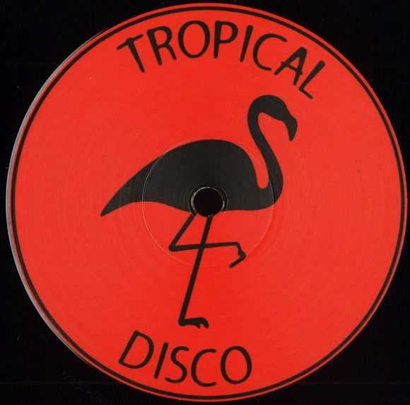 Various Artists -Tropical Disco Edits Vol. 4  [sound Of The Summer Ep Disco Dance Floor.!!