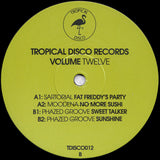 Various Artists - Tropical Disco Records, Vol. 12  [ house and disco lovers !!