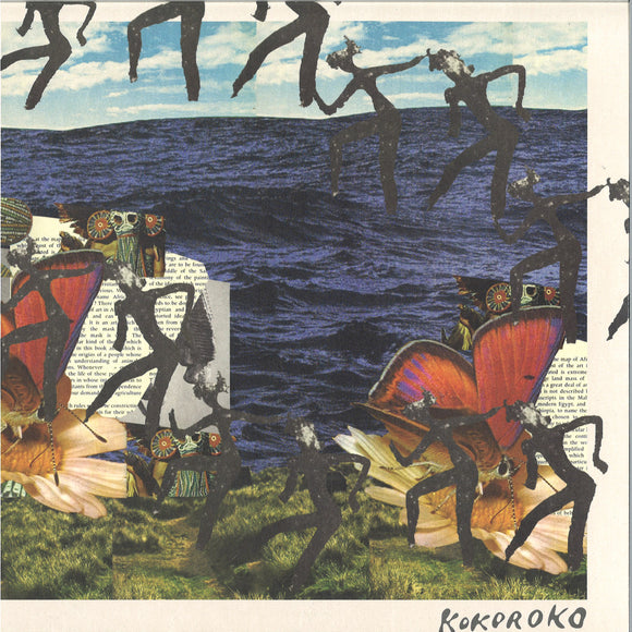 Kokoroko -Kokoroko  [jazz-afrobeat-influenced,  awesome..EP !!