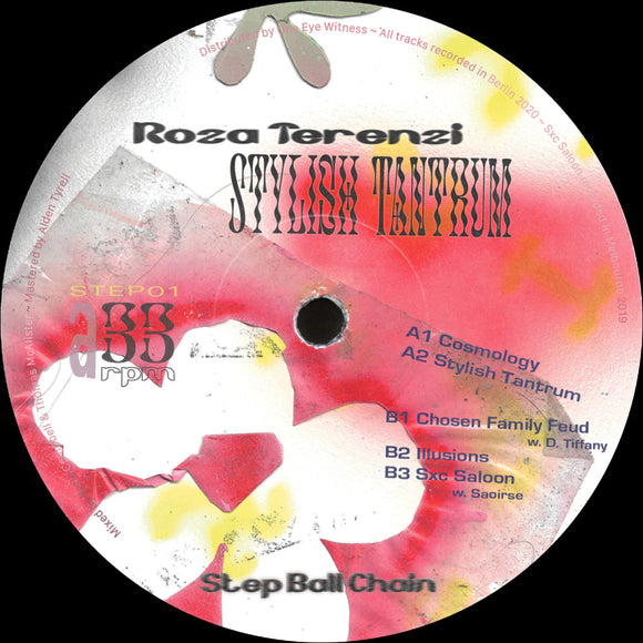 Roza Terenzi -Stylish Tantrum  [5 track EP  high-tempered bombs  epic!!   15.12.2020