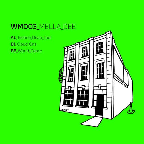 Mella Dee - Techno Disco Tool EP  [Techno Disco Tool.  **