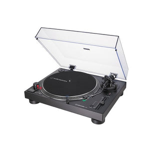 Audio-Technica Record Player Turntable (USB & Analog) AT-LP120X-USB black ** (new)