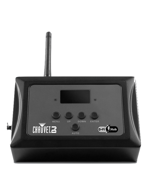 HIRE - Chauvet DJ D-Fi Hub Wireless DMX Transceiver