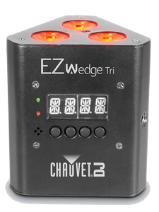 HIRE - Chauvet DJ EZWedge Tri Battery Powered Par Can