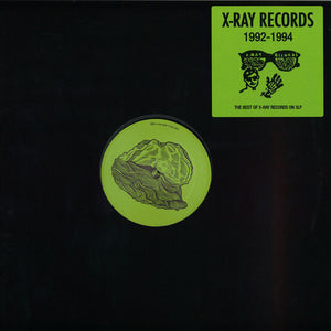 Raymond Castoldi  -X-ray Records 1992-1994 - 3xLP  !!  [90's deep house **