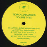 Various Artists -Tropical Disco Edits Vol. 3  [4 killer disco gems  !!