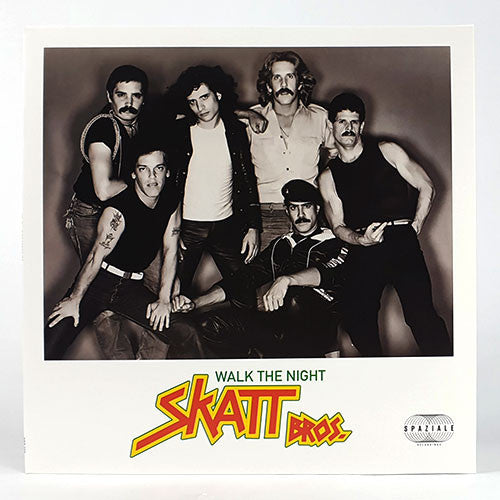 Skatt Bros - Walk The Night  [fully remastered reissue release in 1979  This RSD release ..  HUGE! Classic **