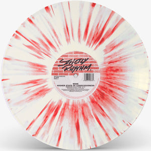 Wink - Higher State Of Conscioness (Red / White Splatter Vinyl)  LIMITED EDITION ** Classic *