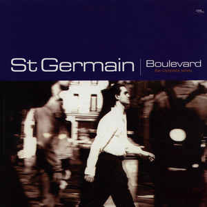 St Germain ‎– Boulevard (2XLP) classic !! must have !! amazing