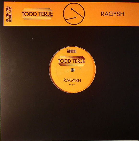 Todd Terje - Ragysh  (back in stock !!!