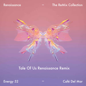 Energy 52  -Cafe Del Mar Remixes  [iconic 90's classic.  Limited Edition  Tip!!