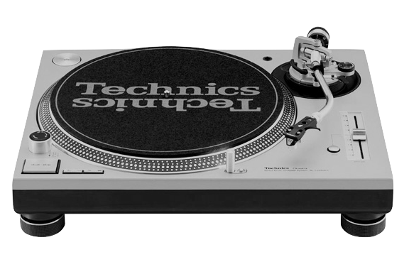HIRE - Technics 1200 mk2 turntable