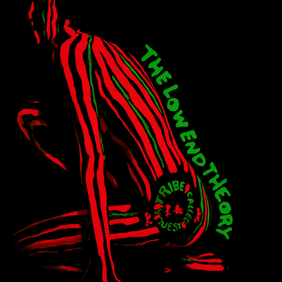 A Tribe Called Quest ‎– The Low End Theory  2XLP  [Reissue, Remastered, Classic !!