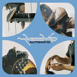 "Automatic by Mildlife -Heavyweight 12"" Vinyl LP  [25th SEPTEMBER** Killer **"