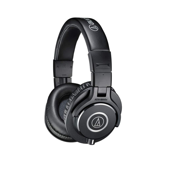 Audio Technica ATH M40x Studio Headphones (Black)