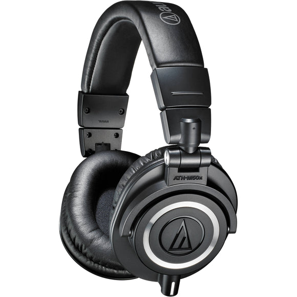 Audio Technica ATH M50x Studio Headphones