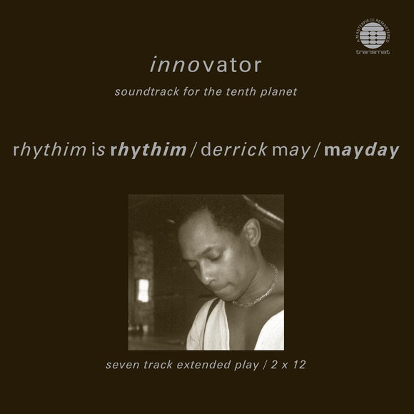 Rhythim Is Rhythim, Derrick May, Mayday -Innovator - Soundtrack For The Tenth Planet  1991   2x12inch Vinyl  classics  !!