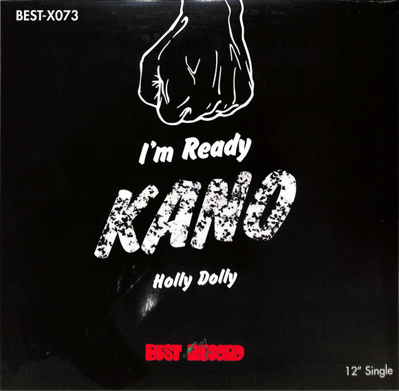 KANO - I'm Ready  limited 12