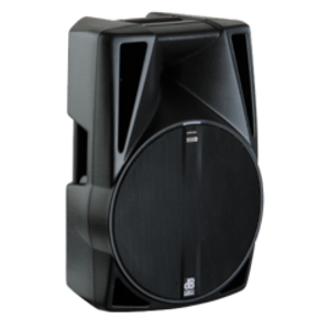 "HIRE - dbTechnologies Opera 605D (15"" powered speaker)"