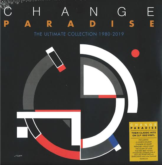 Change- Paradise - The Definitive  2 x 180g double vinyl [Ultimate Collection   BOMB !!