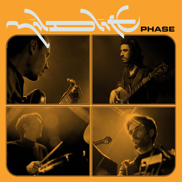 Mildlife -Phase  (LP)  6 track album (Jazz  / Fusion)