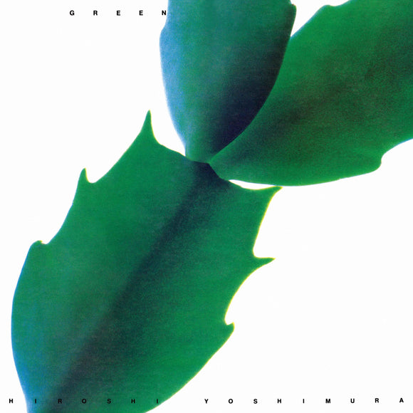 Hiroshi Yoshimura -GREEN **Originally released in 1986,  [First ever reissue Japanese ambient music  coloured vinyl !!
