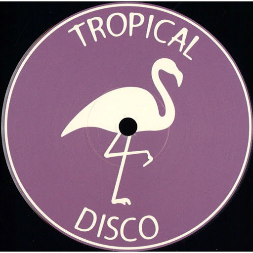 Various Artists -Tropical Disco Edits Vol. 2  [ 4 killer disco gems !
