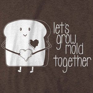 Wholesale Let's Grow Mold Together T-shirt