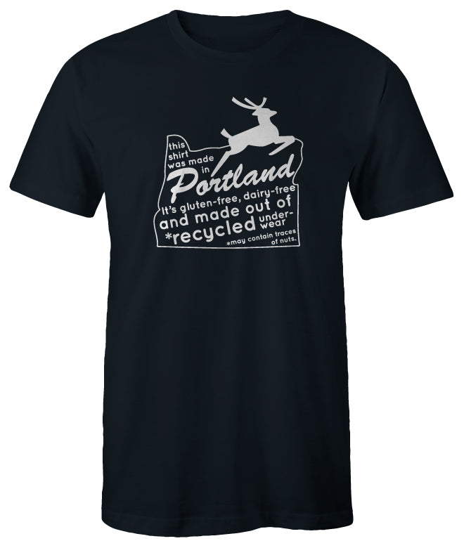 Wholesale Portland Sign T-shirt
