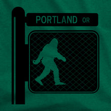 Wholesale Sasquatch Crossing T-shirt Portland