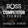 BoSS Gloving Competition (San Diego, CA - 01/04/20)