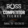 BoSS Gloving Competition (Dallas, TX - 03/28/20)