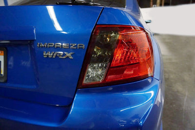 Subaru WRX / STI Sedan Tail Light Turn Signal Overlay