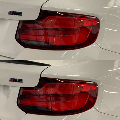 BMW 2-Series / M2 LCI Reverse Light Overlay