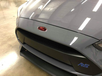 2016-2018 Ford Focus RS Emblem Overlay