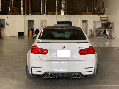 BMW 3-Series / M3 LCI Reverse Light Overlay