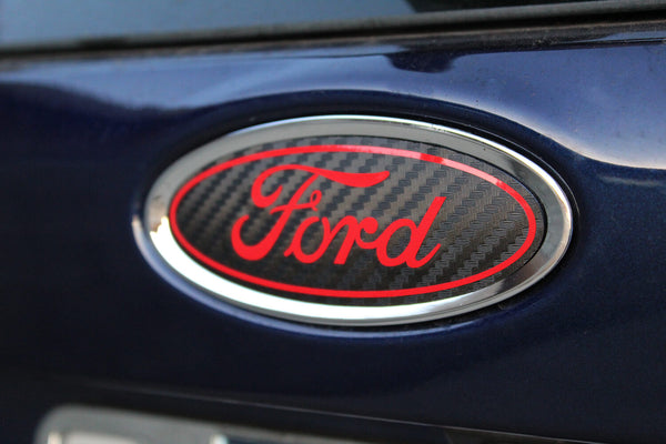 2015 2017 Ford Focus St Front And Rear Emblem Overlay