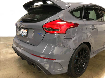 2016 - 2018 Ford Focus RS Tail Light Turn/Reverse Light Overlay