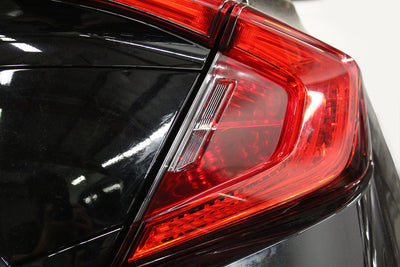 Honda Civic Sedan Tail Light Overlay
