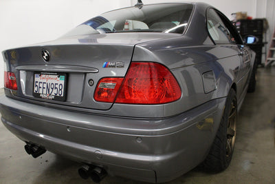 BMW M3 2000-2006  Rear Tail Light Overlay
