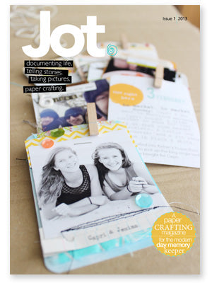 Jot Mag Issue 1 Instant Download PDF | COLLECTOR'S EDITION