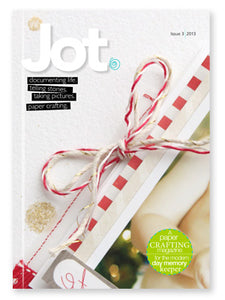 Jot Mag Issue 3 Instant Download PDF
