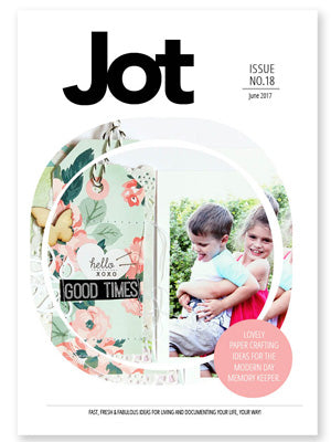 Jot Mag Issue 18 Instant download PDF