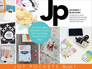 Jot Pockets Book 1 | Instant Download PDF