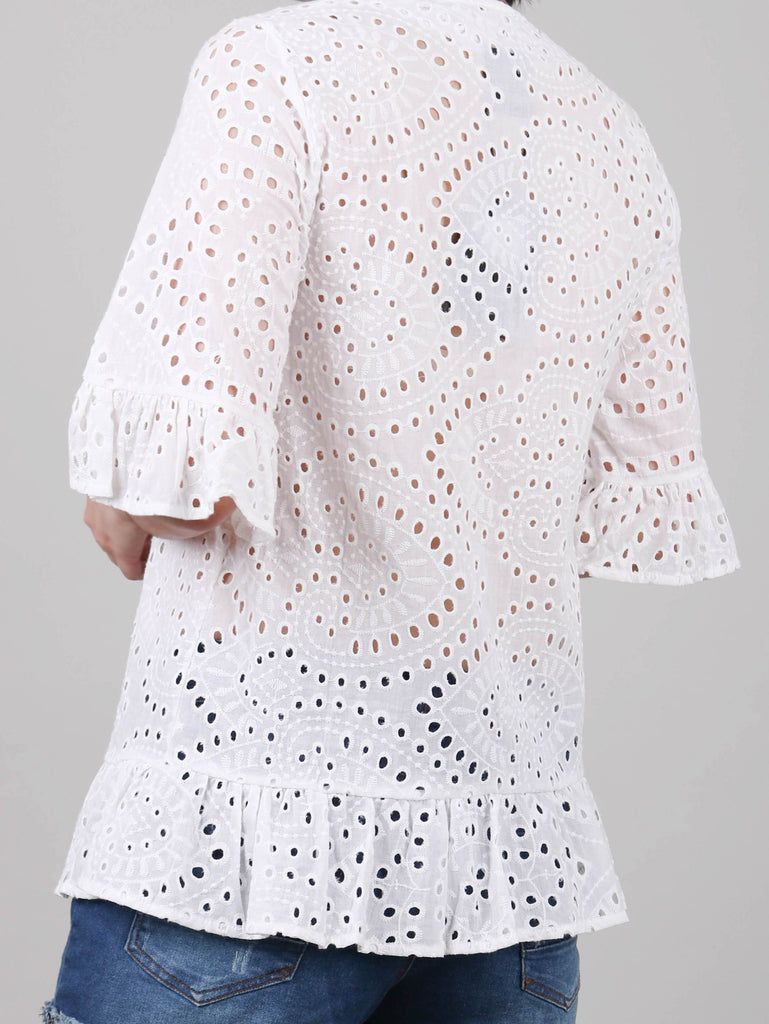 EYELET BUTTONDOWN TOP (4683843567700)