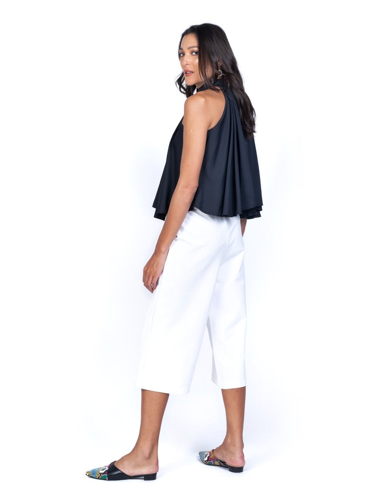 LAYERED HALTER TOP (4722606571604)