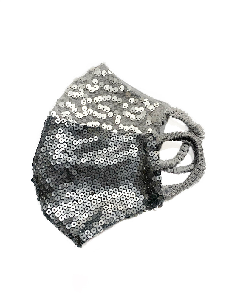REUSABLE SEQUIN FACE MASKS (SET OF 2) (4730719141972)