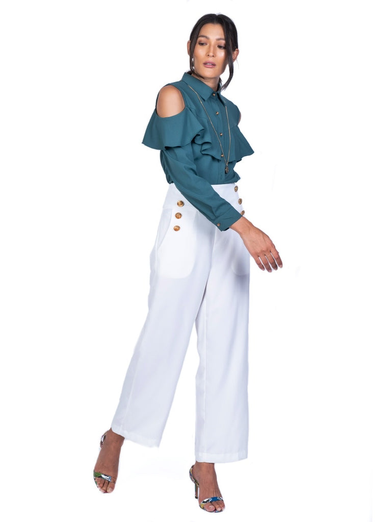 HIGH WAIST WIDE LEG PANTS (4726517760084)
